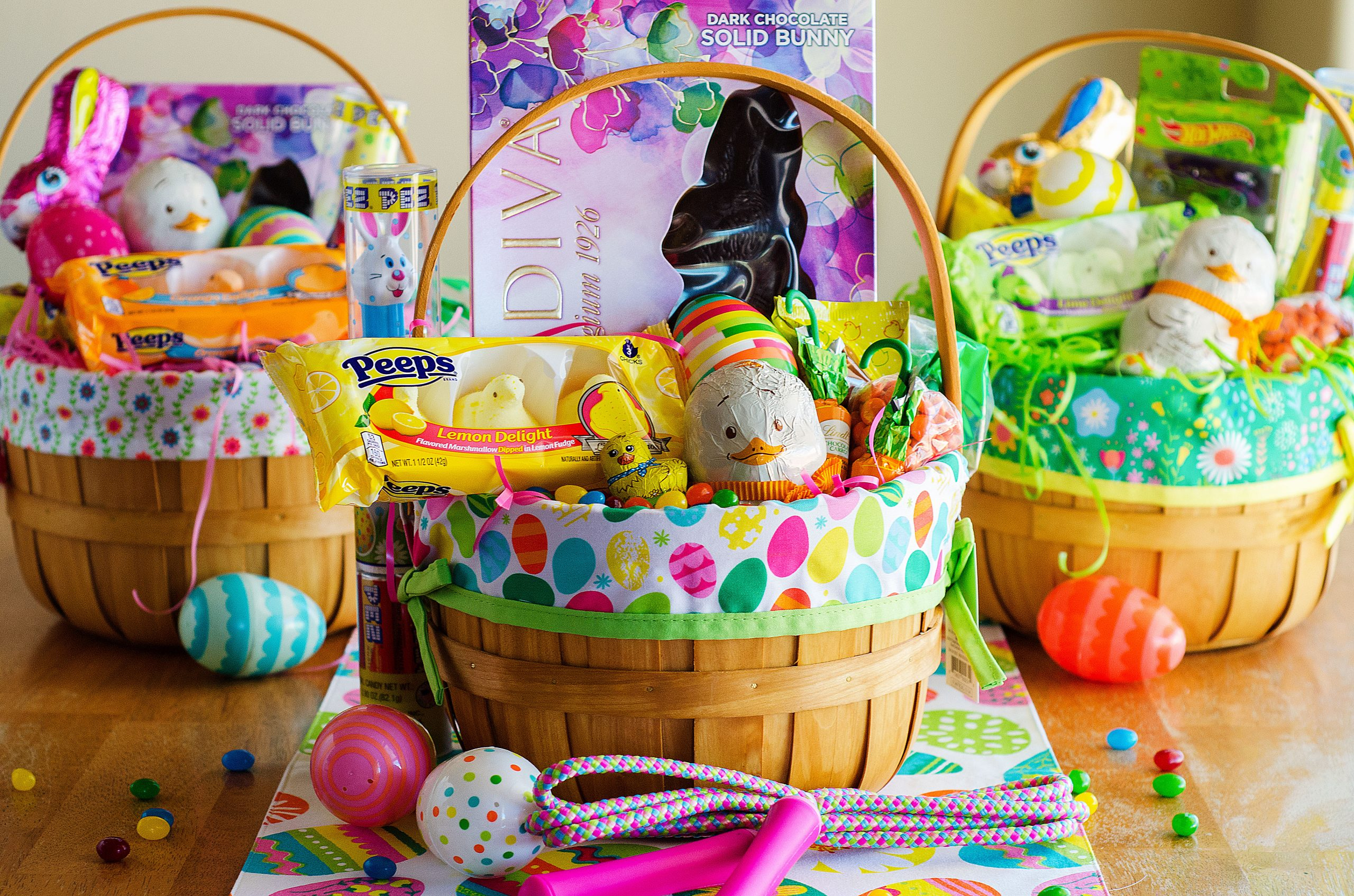 Easter sugar cookies and the perfect easter basket from target easterbaskettarget2 ggnoads negle Gallery