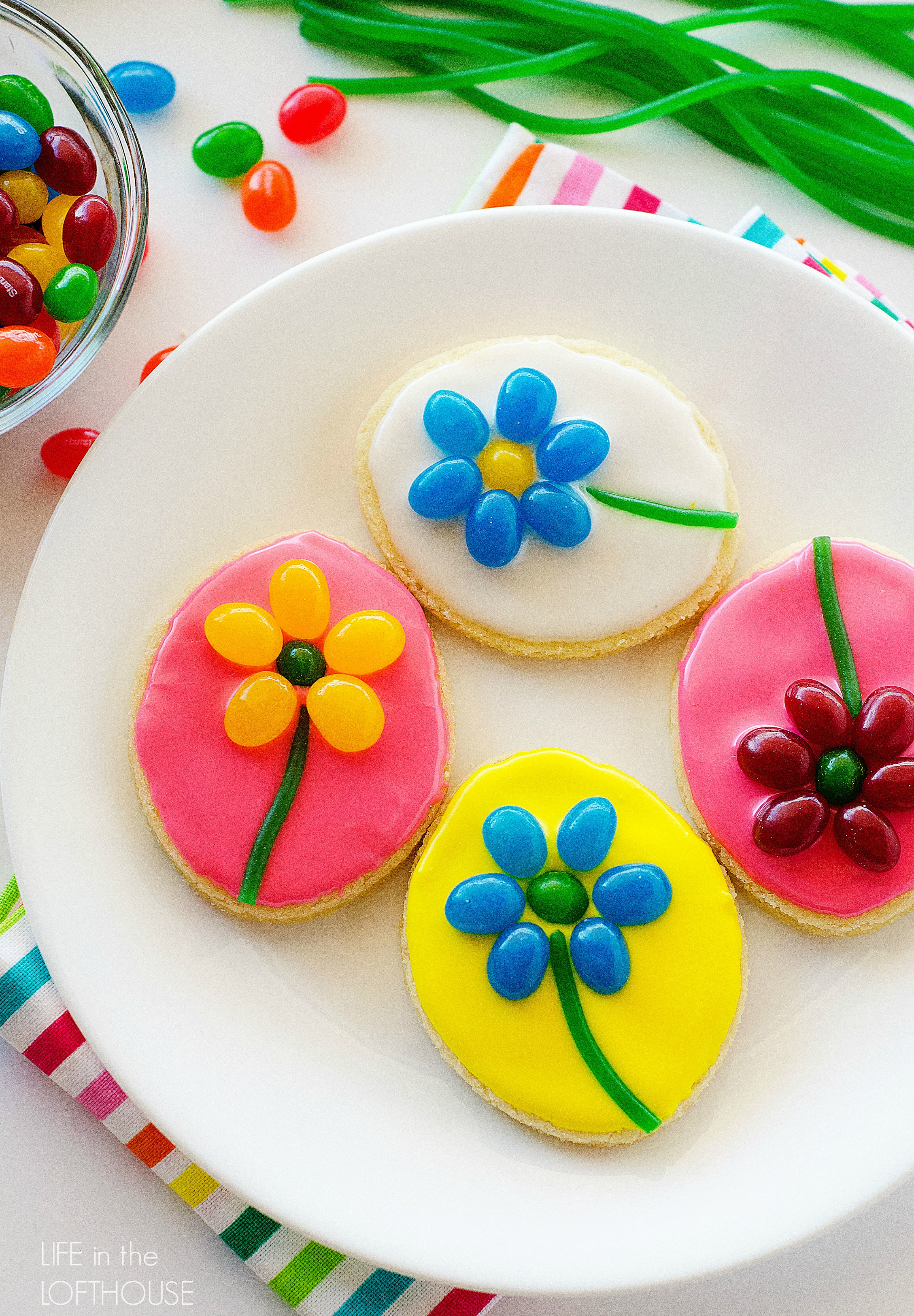 Easter Sugar Cookies and The Perfect Easter Basket from ...