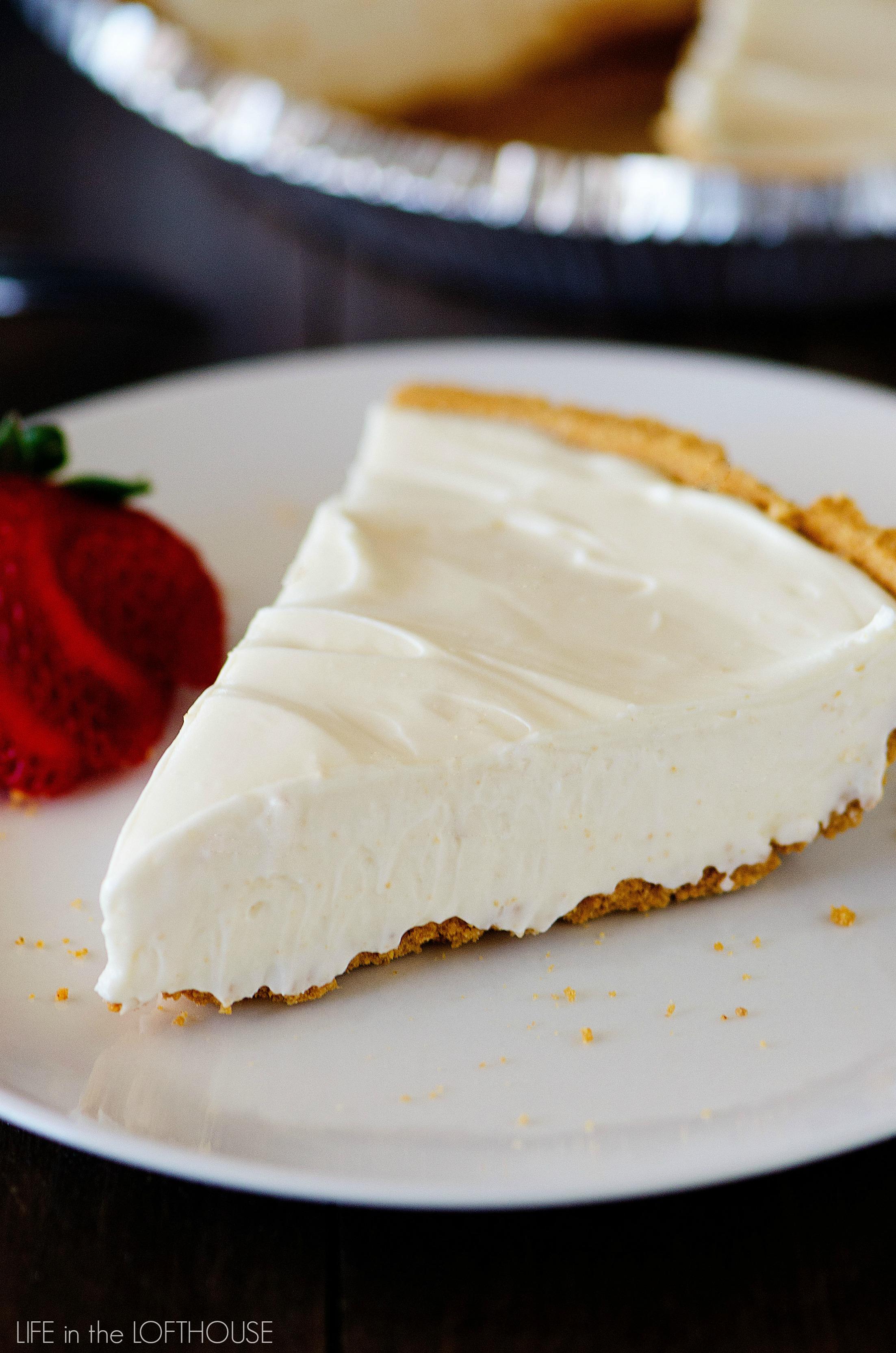 Cream cheese cake no bake