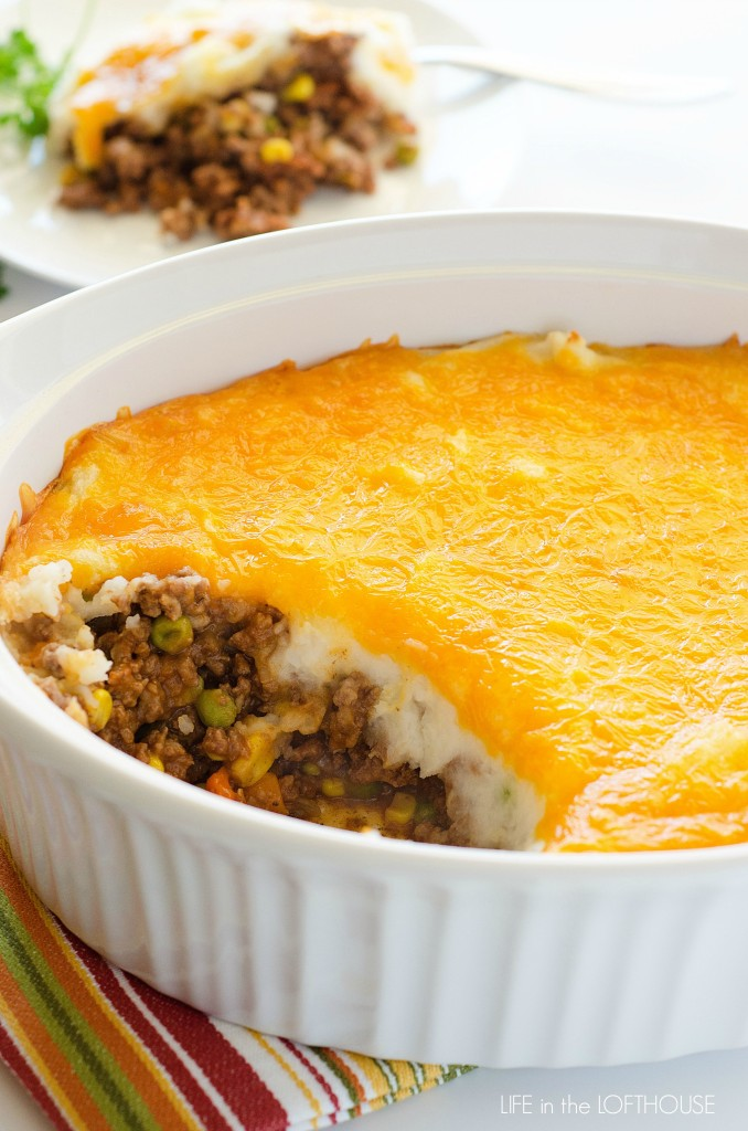 Shepherds Pie Cottage Pie Life In The Lofthouse