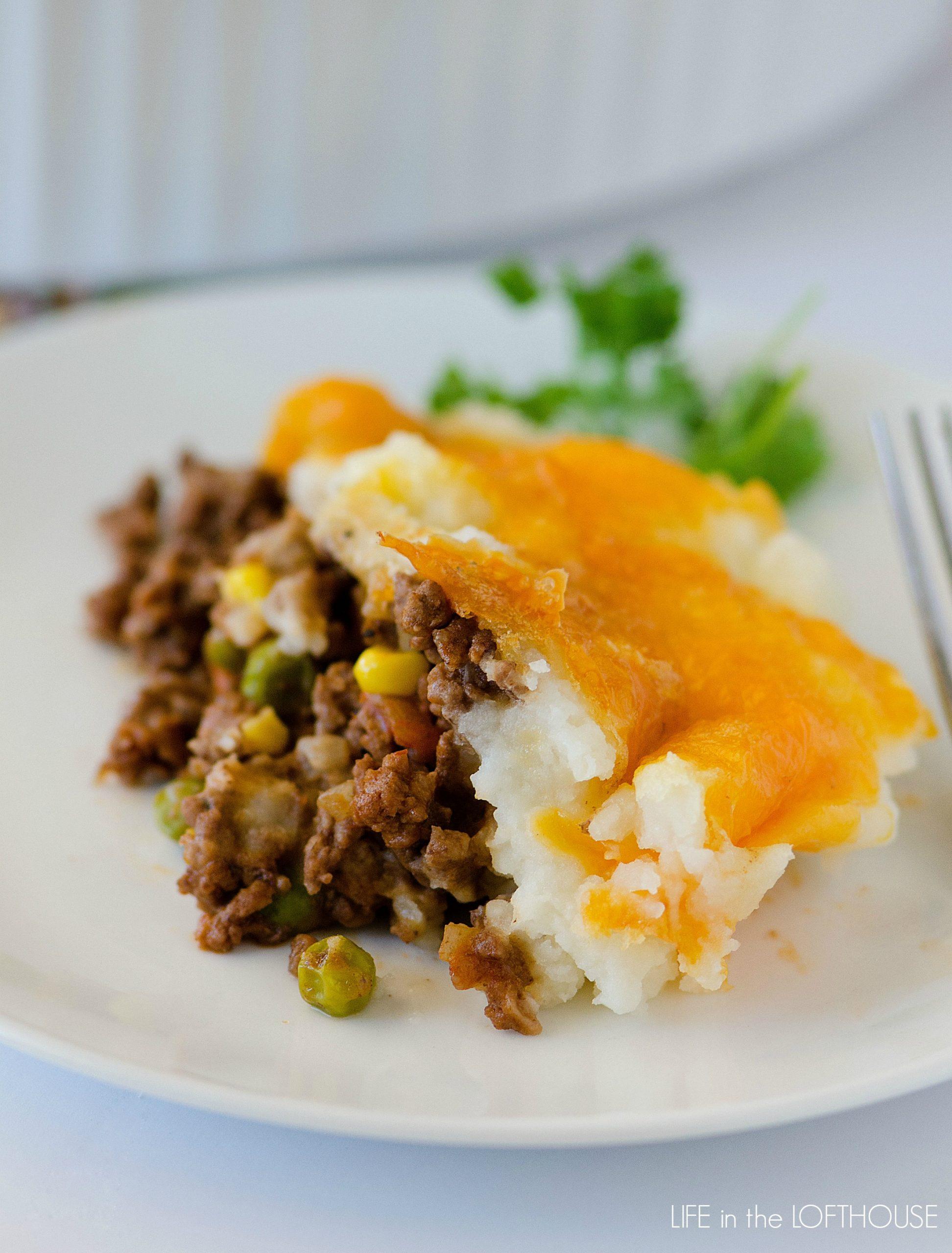 Shepherd's Pie (Cottage Pie) - Life In The Lofthouse  Shepherd's ...