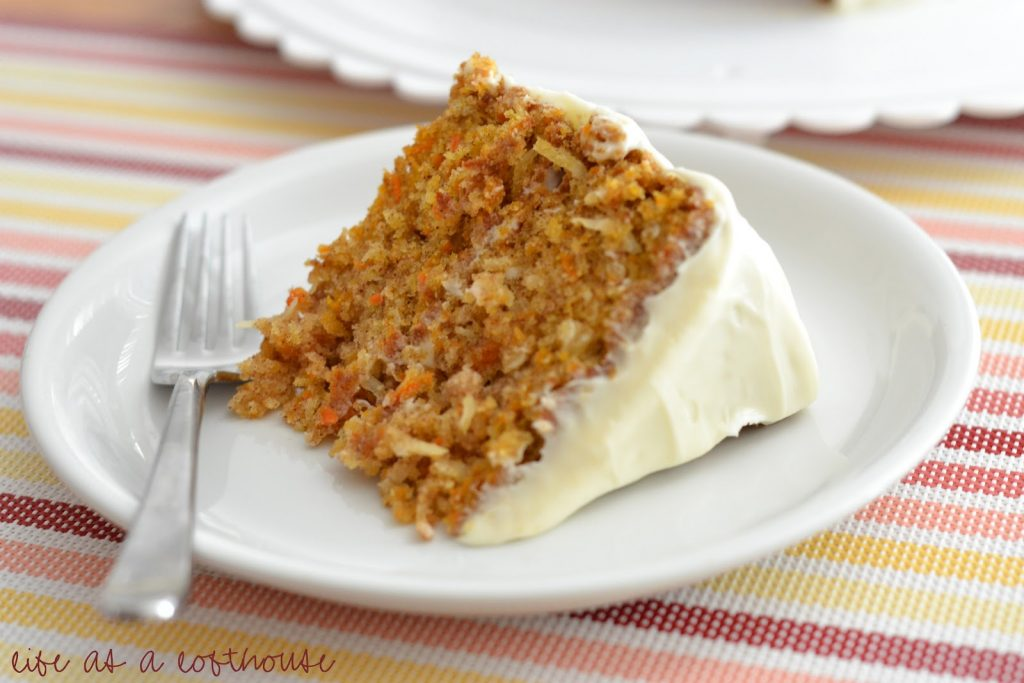 carrot cake TOO THIS ONE