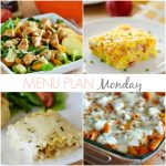 Menu Plan Monday #90