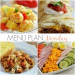 Menu Plan Monday #91