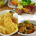 Menu Plan Monday #93