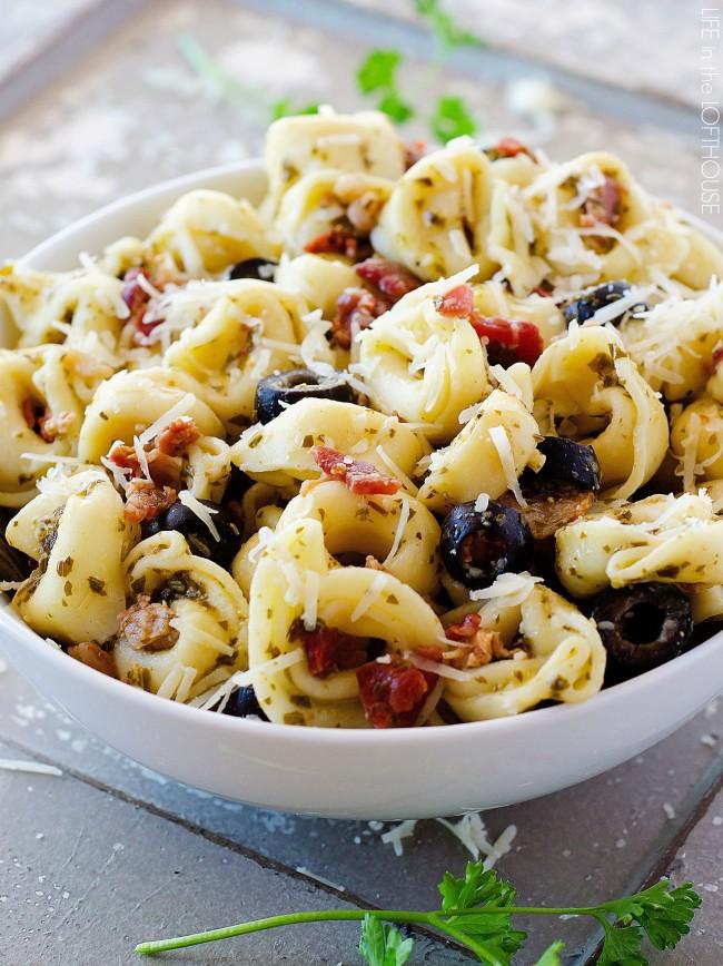 Pesto_Tortellini
