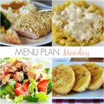Menu Plan Monday #97