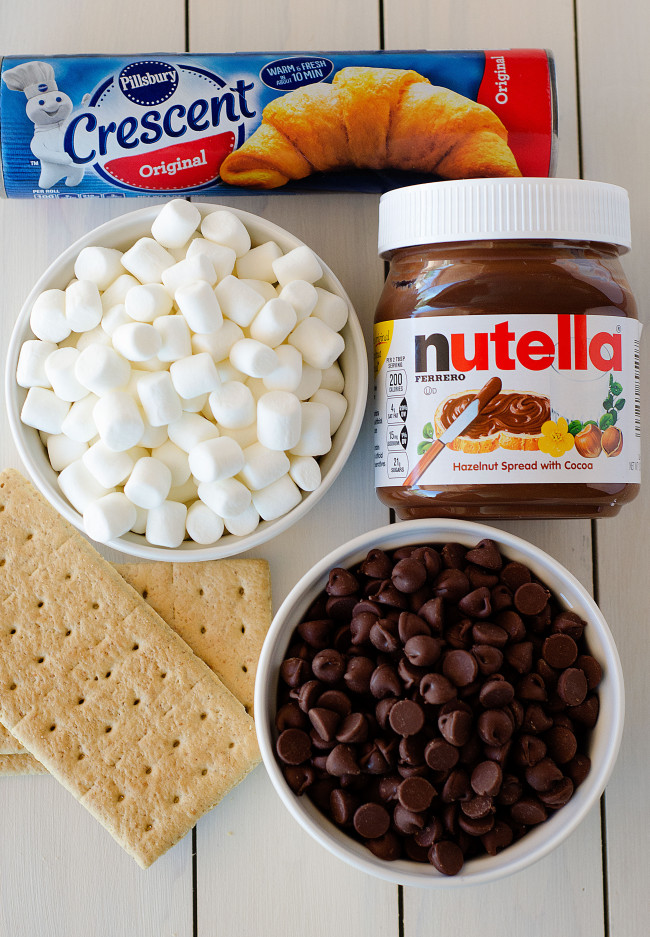 S'mores_Rolls_Ingredients