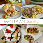 Menu Plan Monday #100