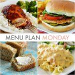 Menu Plan Monday #104
