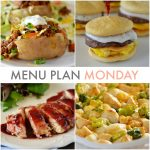 Menu Plan Monday #106