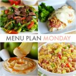 Menu Plan Monday #109