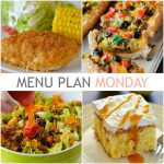 Menu Plan Monday #111
