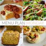 Menu Plan Monday #119