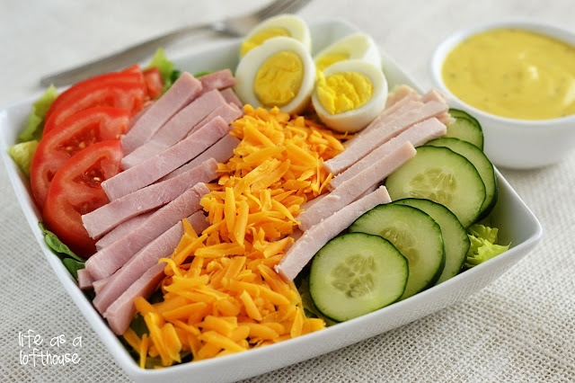 This classic salad is always a hit!