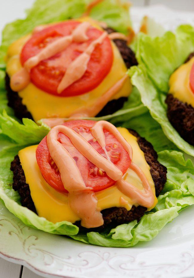 Cheeseburger_Lettuce_Wraps
