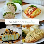 Menu Plan Monday #126