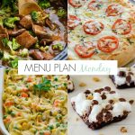 Menu Plan Monday #130