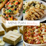 Menu Plan Monday #131