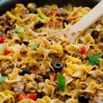 Taco Noodle Skillet