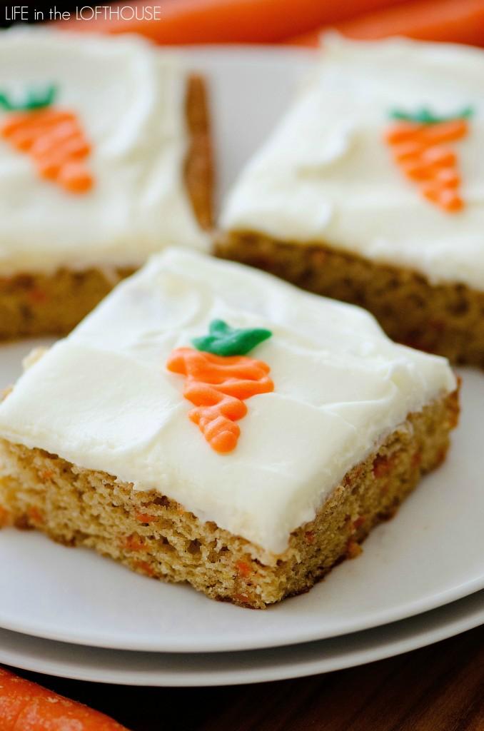 Oz Of Carrot Cake