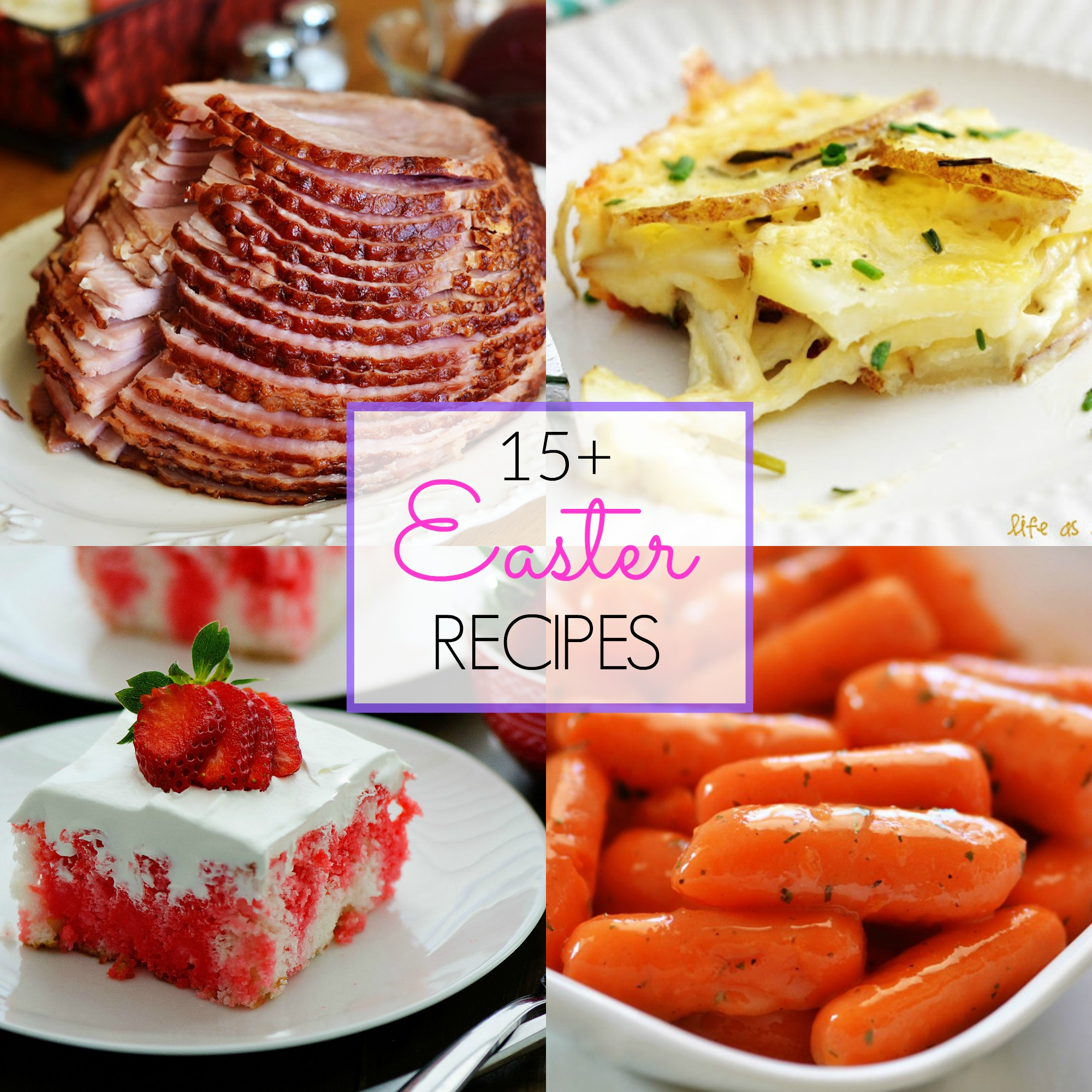 15 easter recipes life in the lofthouse for Life in the lofthouse