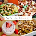 Menu Plan Monday #137
