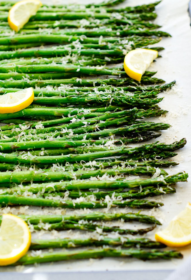 This asparagus is the best way to enjoy this delicious veggie!