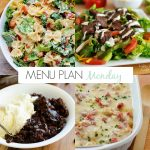 Menu Plan Monday #141