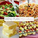 Menu Plan Monday #144