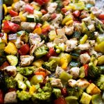 Oven-Roasted Chicken and Veggies