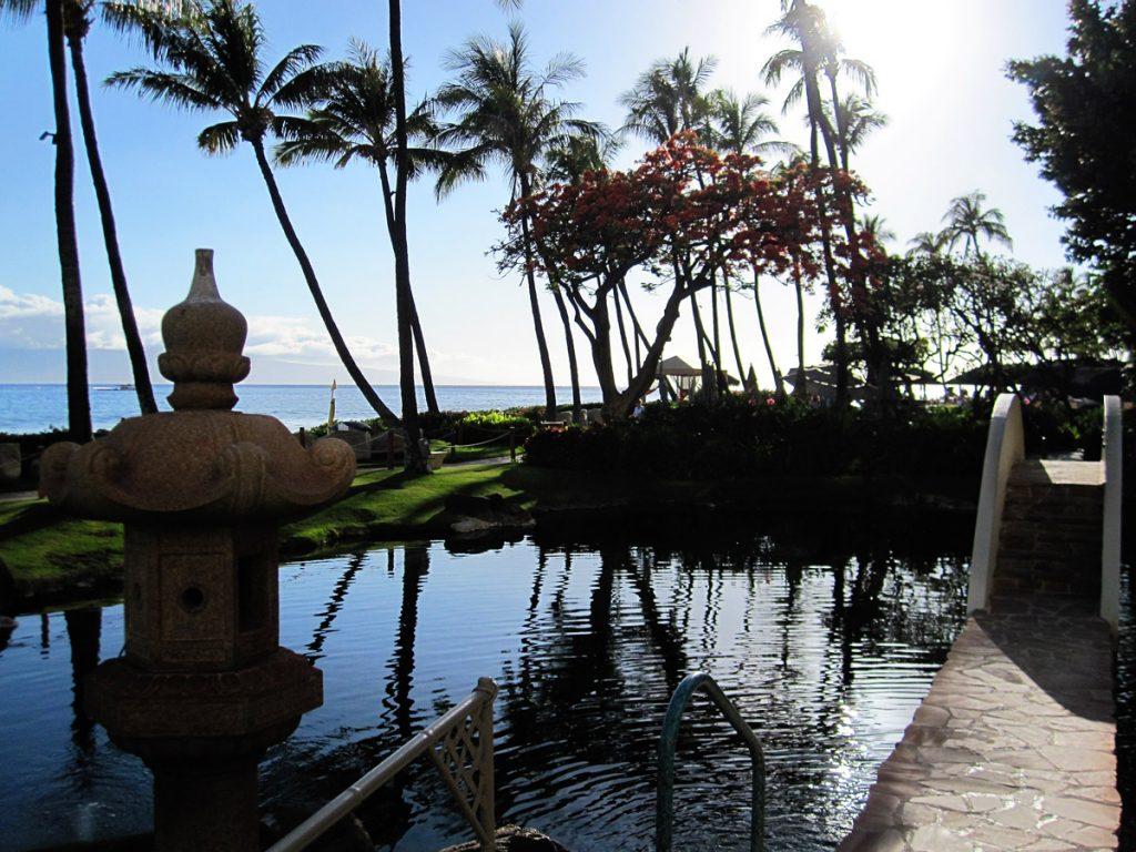 Hyatt Hotel in Maui, HI