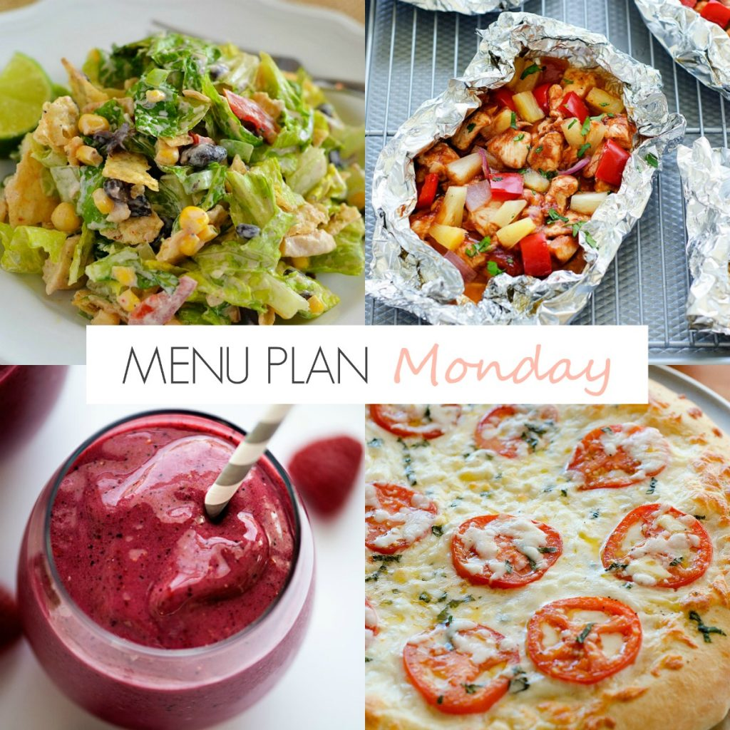 Southwest Chicken Chopped Salad, BBQ Chicken Foil Packs and more easy recipes on MPM #146!