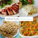Menu Plan Monday #145
