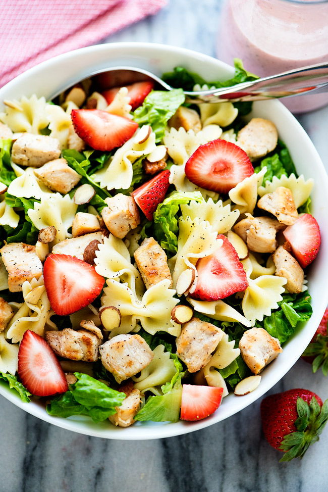 This is our favorite summer salad!!
