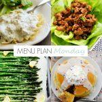 Menu Plan Monday #153