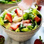 Strawberry Poppy Seed Dressing