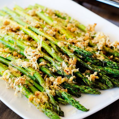The most delicious and flavorful asparagus!