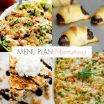 Menu Plan Monday #157