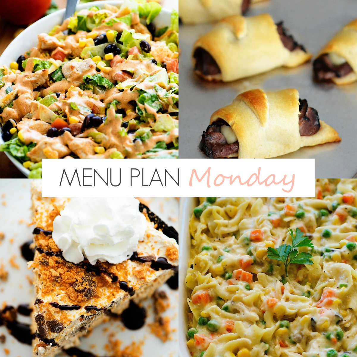 Loads of great dinner ideas on Menu Plan Monday #157