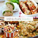 Menu Plan Monday #164