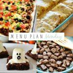 Menu Plan Monday #162