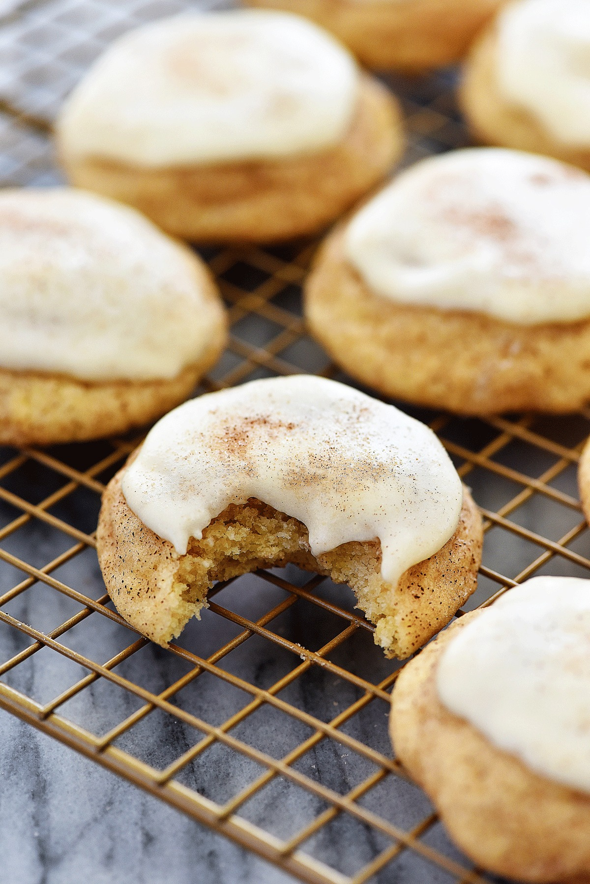 The most soft and delicious Snickerdoodle cookies ever!!