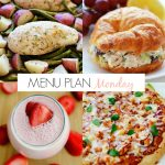 Menu Plan Monday #169