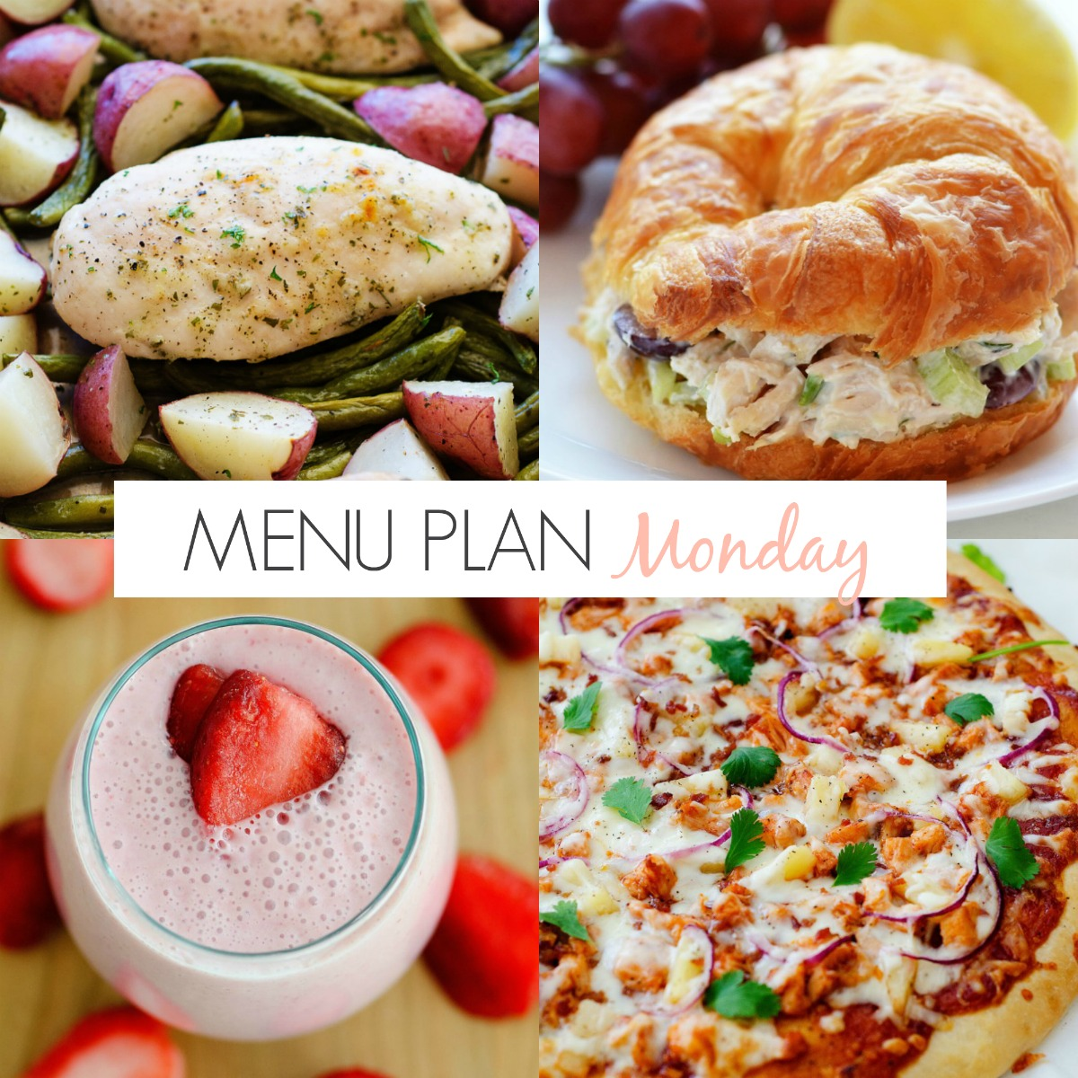 Menu Plan Monday #169 has lots of easy and yummy recipes your family will love!