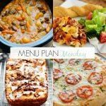 Menu Plan Monday #166