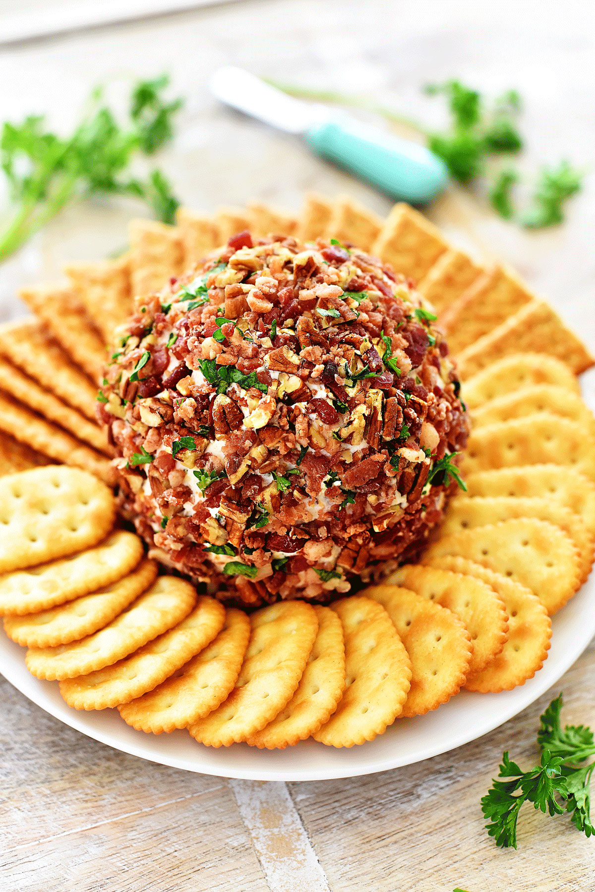 Bacon Ranch Cheese Ball Life In The Lofthouse