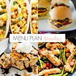 Menu Plan Monday #173