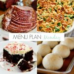 Menu Plan Monday #172