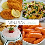 Menu Plan Monday #175